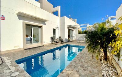 Maison 6 personnes à Alicante