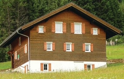 Maison 11 personnes à Gargellen