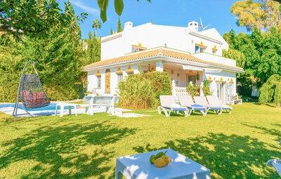 Villa Vesta, Maison 8 personnes à Mijas