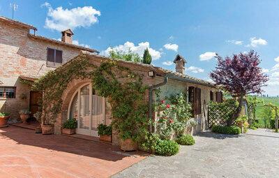 La Capannina, Maison 2 personnes à Siena   SI