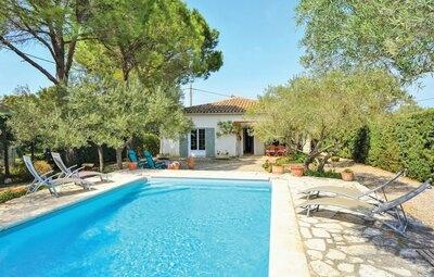 Maison 6 personnes à Saint rémy de Provence