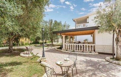 Villa Antonia, Maison 4 personnes à Noto SR