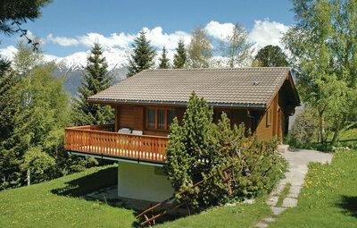 Larix, Maison 6 personnes à Bürchen