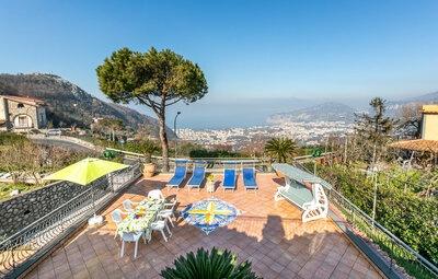 Villa I Due Golfi, Maison 6 personnes à Sant'Agnello (NA)