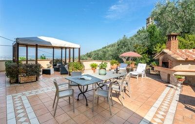 Casa Liviana, Maison 5 personnes à Lamporecchio PT