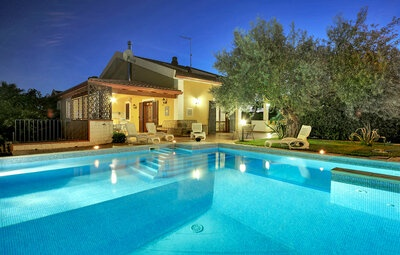 Villa Maulli, Maison 10 personnes à Marina di Ragusa