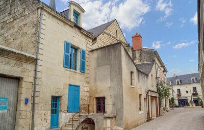 Maison 3 personnes à Fontevraud L'Abbaye