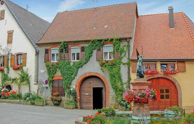 Maison 4 personnes à Pfaffenheim