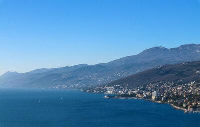 Maison 11 personnes à Rijeka