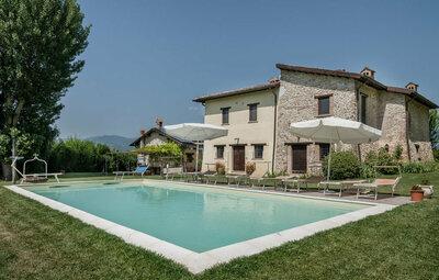 House of Time, Maison 16 personnes à Rieti