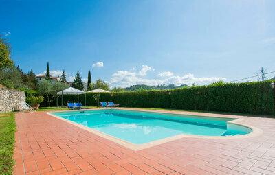 Villa Tosca, Maison 12 personnes à Montecatini Terme