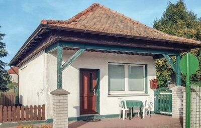 Maison 3 personnes à Milmersdorf