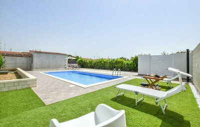 Villa Nobile, Maison 6 personnes à S.Maria del Focallo