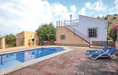 Villa Maria, Maison 4 personnes à Coín