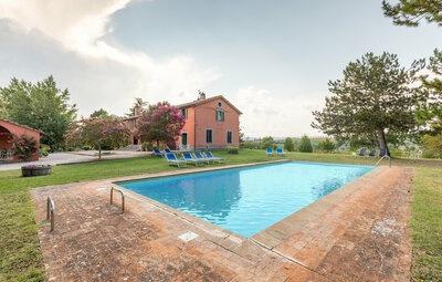 Villa Lucia, Maison 14 personnes à San Venanzo  PG