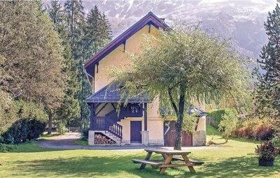 Maison 10 personnes à Chamonix Mont Blanc