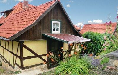 Maison 3 personnes à Blankenburg
