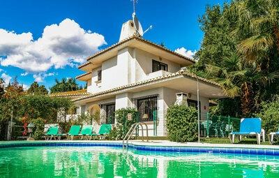 Villa Corrib, Maison 6 personnes à Mijas Costa
