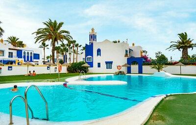 Maison 3 personnes à Roquetas de Mar