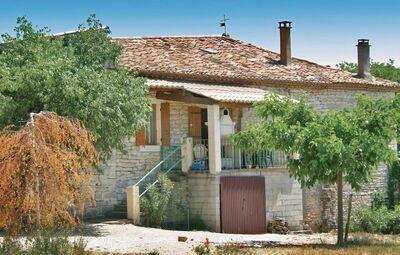 Maison 4 personnes à Barjac