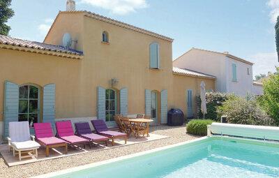 Maison 6 personnes à Saint Remy de Provence