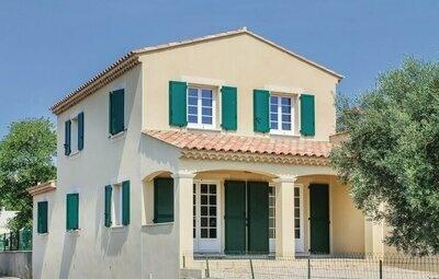 Maison 6 personnes à Lançon de Provence