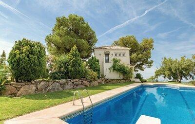 El Peñascal, Maison 8 personnes à Marbella