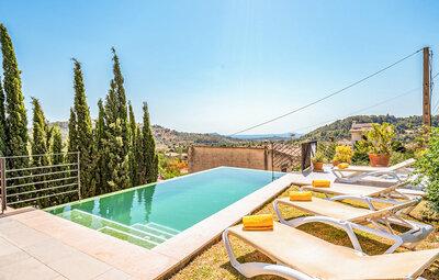 Maison 6 personnes à Mancor de la Vall