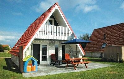 De Koogdijk, Maison 4 personnes à Den Oever