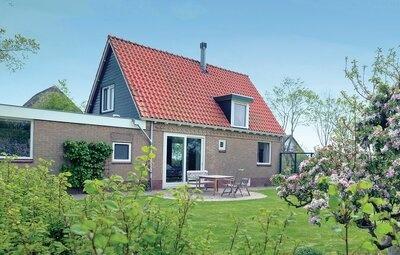 Wijde Waddenzee, Maison 6 personnes à Den Oever