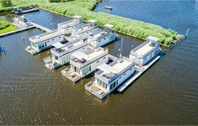 Aquacabin, Bateau 4 personnes à Aalsmeer
