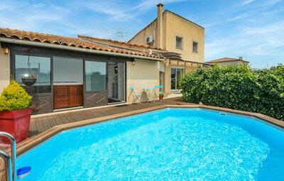 Maison 4 personnes à Arles