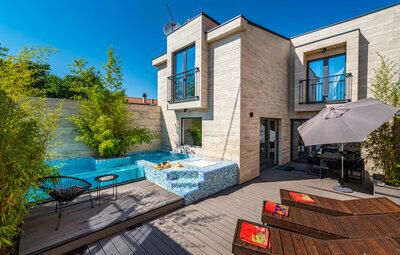 Maison 4 personnes à Zadar