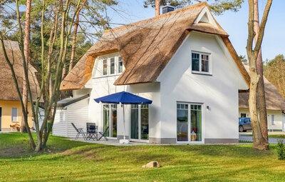 Maison 5 personnes à Zirchow Usedom