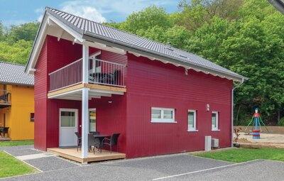Ferienhausdorf Thale, Maison 8 personnes à Thale