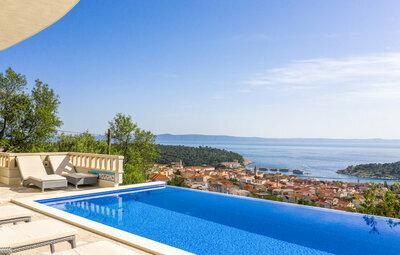 Maison 14 personnes à Makarska
