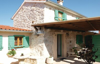 Maison 4 personnes à Jadrija