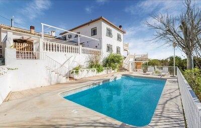 Maison 10 personnes à Callosa d'En Sarrià