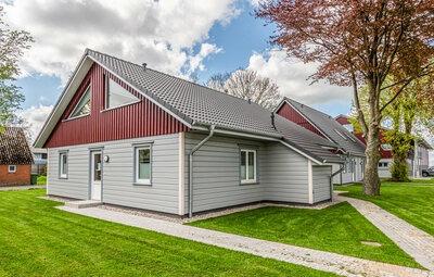 Maison 4 personnes à Langenhorn