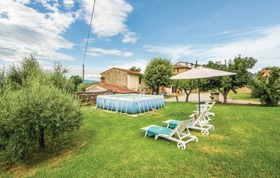 Le Fornaci, Maison 4 personnes à Monte San Savino (AR)