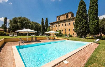 Villa Murlo, Maison 22 personnes à Monteroni d´Arbia SI