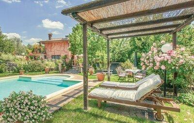 Villa Rosa, Maison 10 personnes à Soriano nel Cimino VT