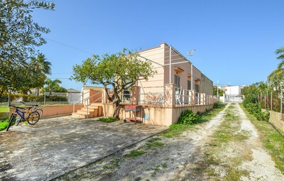 Casa Marinella, Maison 4 personnes à Castelvetrano