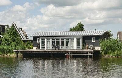 Bodelaeke-Rietwoning, Maison 4 personnes à Giethoorn