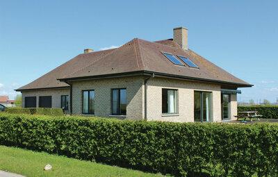 Maison 6 personnes à Diksmuide