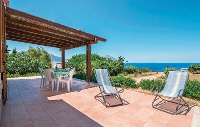 Villa del Golfo 2, Maison 8 personnes à S.Vito lo Capo TP