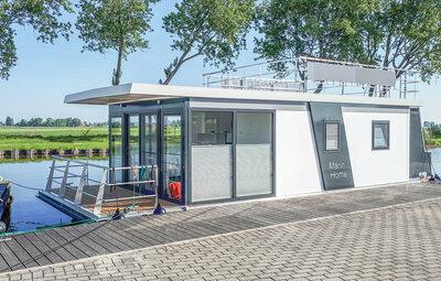 Houseboat Evasion, Bateau 4 personnes à Nieuwpoort