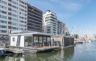 Watervilla, Bateau 4 personnes à Oostende