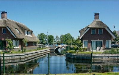 Freonskip, Maison 8 personnes à Idskenhuizen
