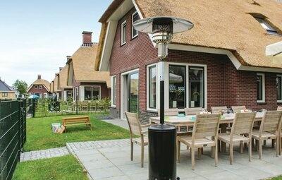 Lytse Lies, Maison 10 personnes à Idskenhuizen